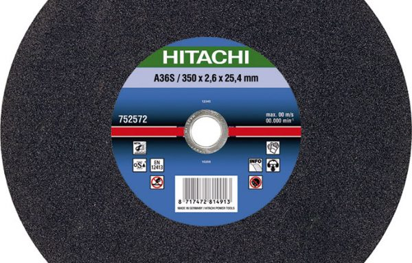 DISQUE A TRONCONNER METAL  POUR CM12Y HITACHI