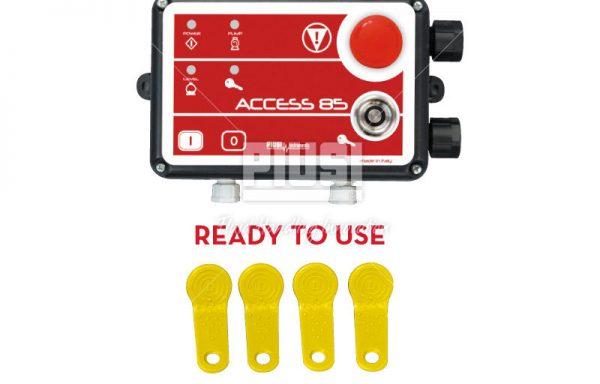 ACCESS 85 SYSTEME DE CONTROLE P/POMPE GASOIL