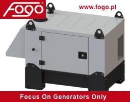 GROUPE ELECTROGENE INSONORISE FOGO FDC10 – 10 KVA CONTINU