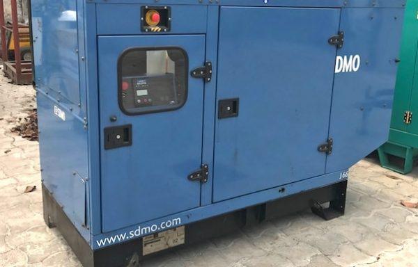 Groupe électrogène insonorisé SDMO J66K – 66 kva