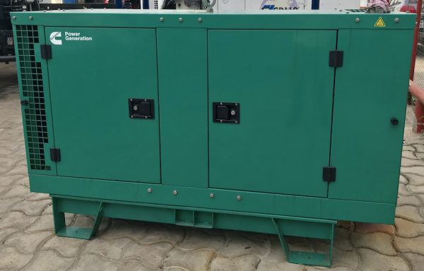 Groupe électrogène insonorisé CUMMINS C17 – 17 kva
